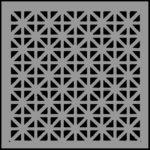 Stencil Squares