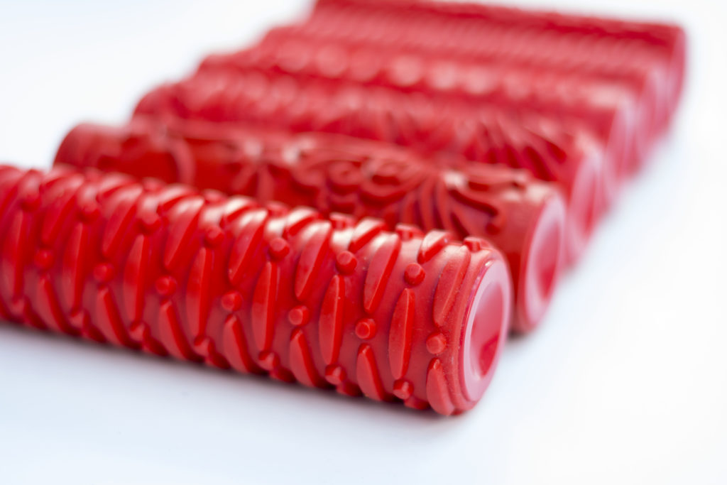 Decorative Art Rollers